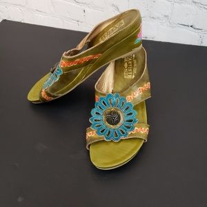 L'Artiste by Spring Step Buttercup Sandals